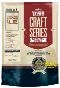 MJ Craft Series Choco Brown Ale 02